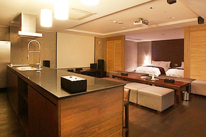 Residential oro design for Design hotel nox